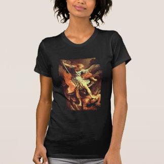 Michael el arcángel camisetas