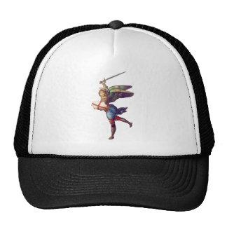Michael el arcángel gorras de camionero