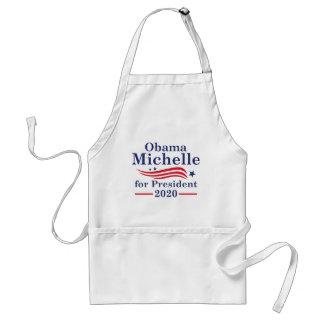 Michelle Obama 2020 Delantal