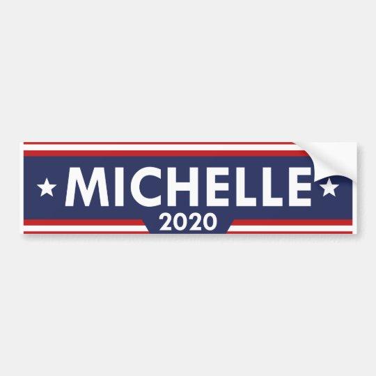 Michelle Obama 2020 Pegatina Para Coche