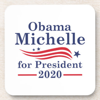 Michelle Obama 2020 Posavasos