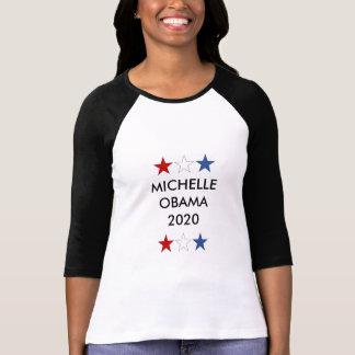 MICHELLE OBAMA PARA EL PRESIDENTE CAMISETA 2020
