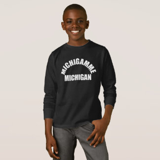 Michigamme Michigan Camiseta