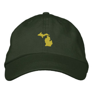 Michigan Gorra Bordada