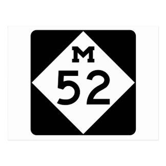 Michigan M-52 Postal
