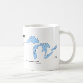 Michigan Taza De Café