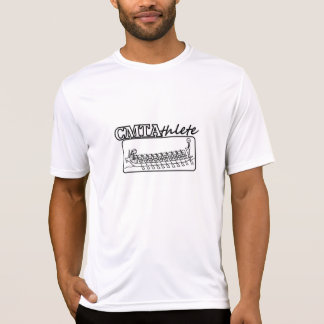 Micro-Fibra del funcionamiento de la camiseta del
