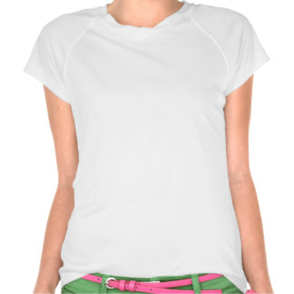 Micro-Fibra del funcionamiento de las señoras de U Camiseta