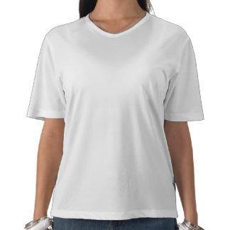 Micro-Fibra del funcionamiento de las señoras del Camisetas