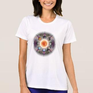 Micro-Fibra planetaria T del funcionamiento de las Camisetas