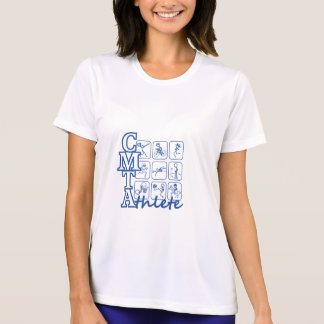 Micro-Fibra T-Shir del funcionamiento de las Camiseta