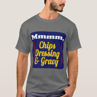 Microprocesadores, preparación y salsa camiseta