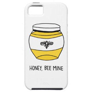 Miel, mina de la abeja funda para iPhone SE/5/5s