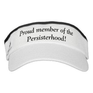 ¡Miembro orgulloso del Persisterhood! Visera
