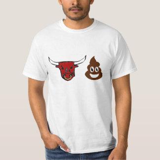 Mierda de Bull Camiseta