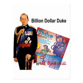 Mil millones duques del dólar postal