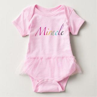 Milagro Body Para Bebé