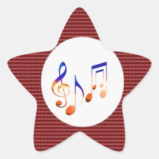 Milagros de la ESTRELLA - fecha de la reserva para Calcomanías Forma De Estrella