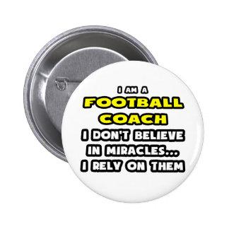 Milagros y entrenadores de fútbol… divertidos pin