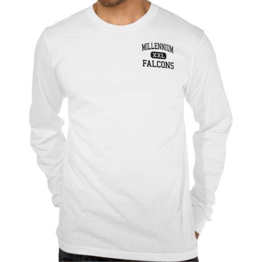 Milenio - Falcons - alto - Tracy California Camiseta