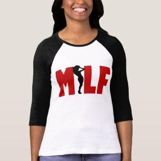 milf camiseta