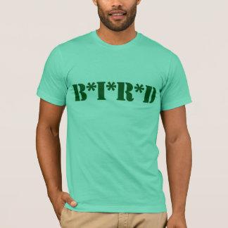 Militar-estilo B*I*R*D Camiseta