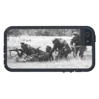 Militar iPhone 5 Protectores