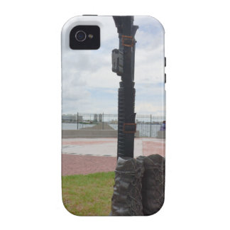 Militar Case-Mate iPhone 4 Carcasa