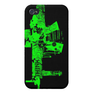 militar iPhone 4 cárcasas