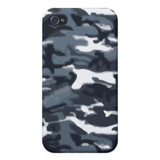 militares, camuflaje i del ejército iPhone 4/4S funda