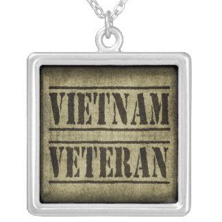 Militares del veterano de Vietnam Grimpolas