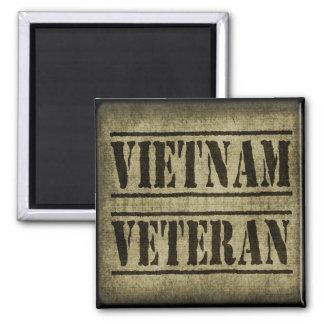 Militares del veterano de Vietnam Imanes
