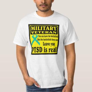 Militares, PTSD. Camisetas