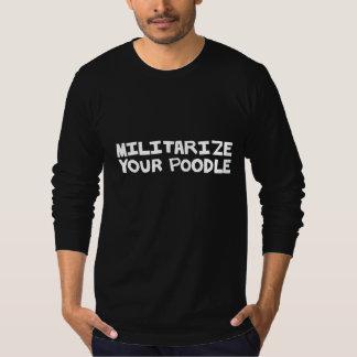 Militaríceme Camiseta