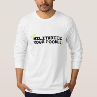 Militaríceme Camisetas