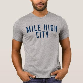Milla-Alta camiseta de la ciudad - Denver,