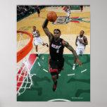 MILWAUKEE, WI - 6 DE DICIEMBRE:  LeBron James #6 d Impresiones