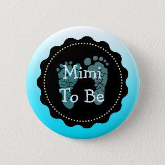 Mimi a ser botón azul de la fiesta de bienvenida