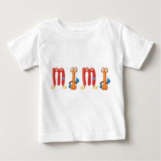 Mimi camiseta del bebé
