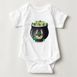 Mina de oro 2 body para bebé