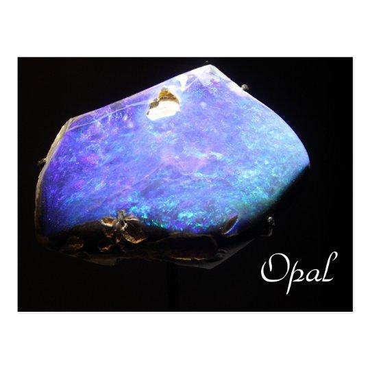 Minerales y gemas # 76 postal