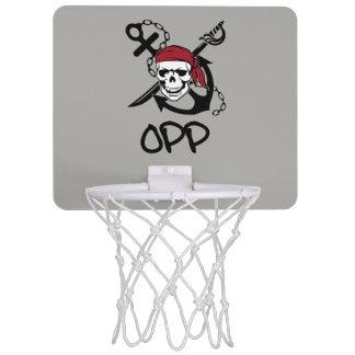 Mini aro de baloncesto de OPP el |