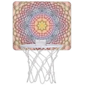 Mini aros de baloncesto de los pasteles suaves