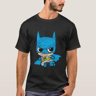 Mini bosquejo de Batman Camiseta