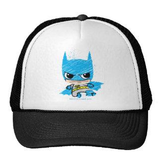 Mini bosquejo de Batman Gorras De Camionero