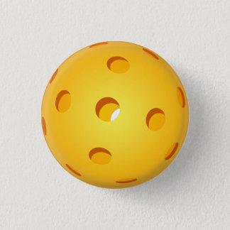 Chapa Redonda De 2,5 Cm Mini botón de Pickleball