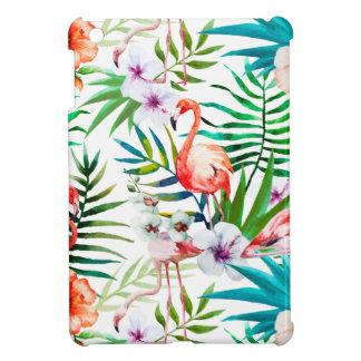 Mini caso brillante del iPad tropical de Apple
