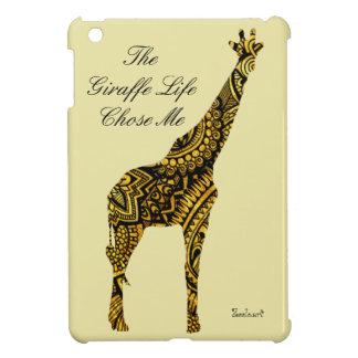 mini caso de la jirafa del iPad
