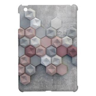 Mini caso del iPad brillante arquitectónico de los