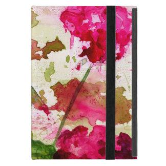 mini caso del ipad floral abstracto funda para iPad mini